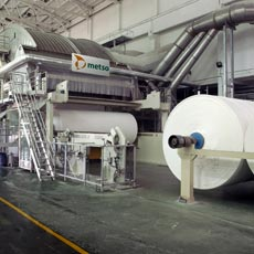 Metso_Tissue_Machine