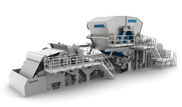 ANDRITZ successfully starts up tissue machine with steel Yankee for Zhejiang Jingxing Paper, China
