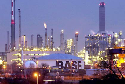 BASF plans worldwide expansion of PVP production