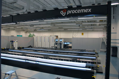 Procemex TWIN Web Monitoring & Web Inspection technology for Stora Enso's Varkaus PM3 linerboard machine