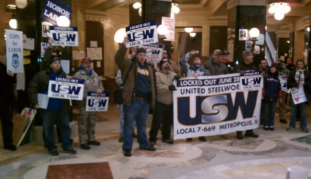 USW and American Paper Manufacturers File case against China, Indonesia for illegal trade practices