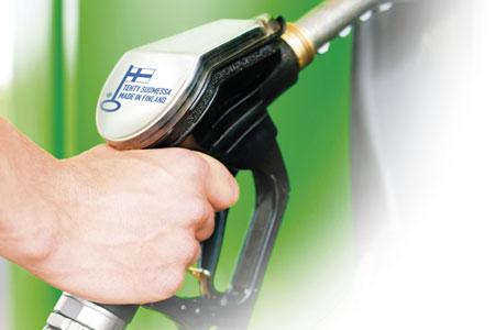 UPM BioVerno diesel receives the Finnish Key Flag Symbol