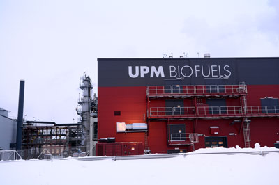 UPM Lappeenranta Biorefinery is in commercial production