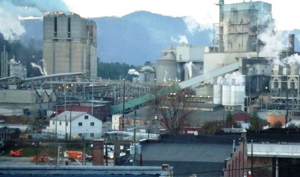 Blue Ridge Paper Products to convert coal-fired boilers to natural gas at Haywood County
