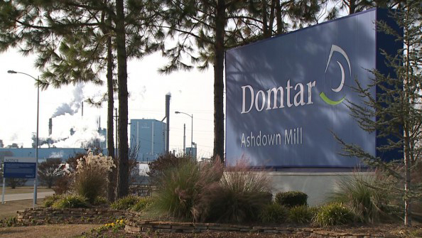 Valmet to supply equipment for fluff conversion project at Domtar's Ashdown pulp and paper mill