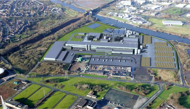 SAICA invests in machinery at its divisions in Scotland