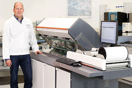 Sappi expands competence Centre for Speciality Papers in Alfeld with new Paper Lab