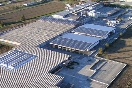 Sofidel starts a new wastewater treatment plant at Delicarta Paper Mill in Italy
