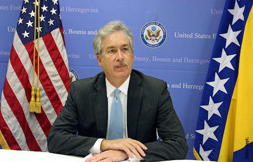 International Paper's Board of Directors elects Ambassador William J. Burns to its Board