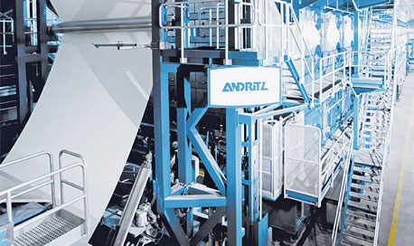 Andritz Oy has filed a summons application against Valmet AB
