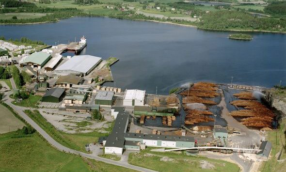 Gällö Timber invests in new control system