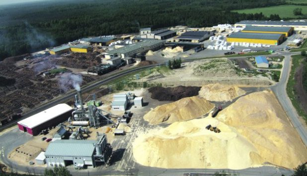 Sia Broceni Pellets has aquired 16 hectares of land in Western Latvia Broceni district