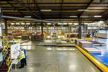 Smurfit Kappa expands its corrugated packaging operations in the UK