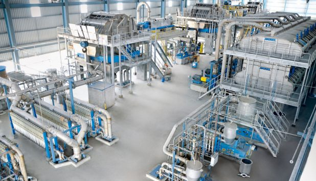 ANDRITZ to supply complete deinking line to paper producer Nepa, India