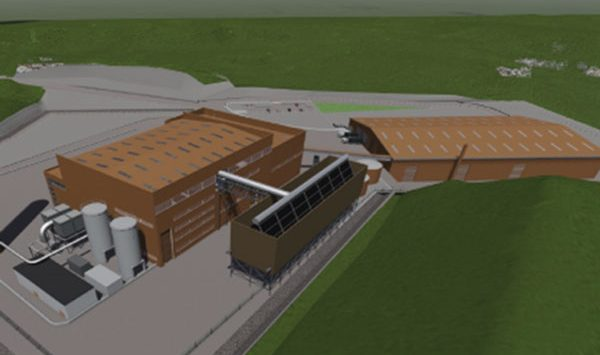 Scotland set for new first-of-kind £111m recycling and waste plant