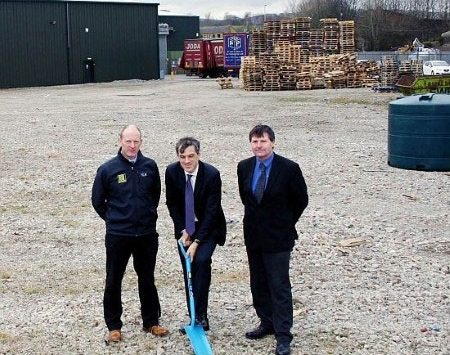 Northern Paper Board unveils £1.3m expansion project