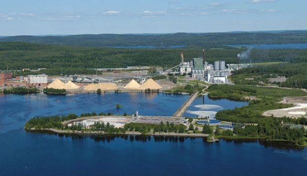 Metsä Group to build next-generation bioproduct mill in Äänekoski