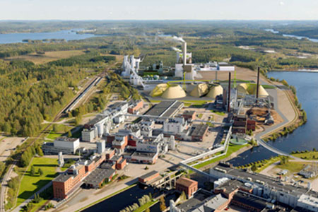 ANDRITZ and Metsä Fibre Oy finalized contract to supply key production technologies for the new bioproduct pulp mill in Finland
