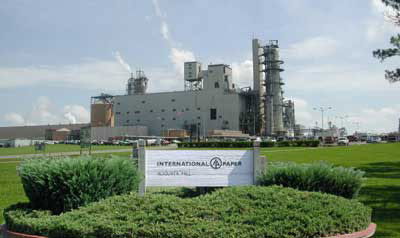 International Paper to expand Fluff Pulp capacity