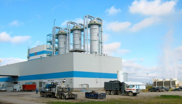Idled Chetywnd pulp mill restarting