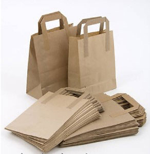 Paper carrier bag Producers are preparing for increased demand