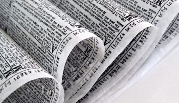 Russian company plans to increase newsprint production