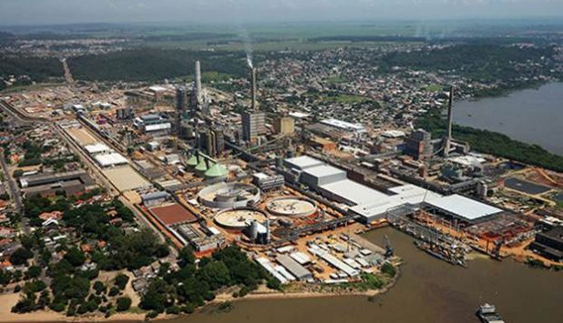 Successful start-up of the Valmet delivered pulp line at the CMPC Guaíba mill in Brazil