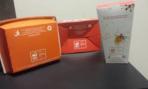 Delta Packaging wins KFC Award following switch to PEFC material