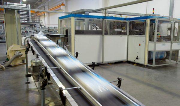 Vajda Papír expands Hungarian tissue paper plant