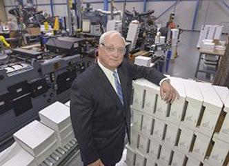 Mohawk Inaugurates New Envelope Converting Plant