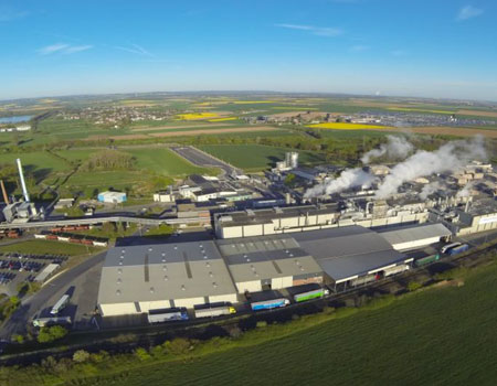 Smurfit Kappa paper mill recognised for continual sustainability innovation