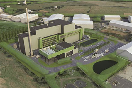 Valmet to supply automation to a new waste-to-energy plant in Worcestershire, UK