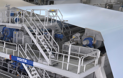 Voith Paper upgrades north American roll cover plants with investments in new equipment and technology