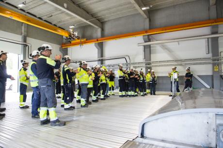 Södra Cell Mörrum meets new environmental standards