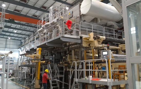 Toscotec-supplied MODULO-PLUS tissue machine starts up  at Liuzhou Liangmianzhen Paper Product mill in China