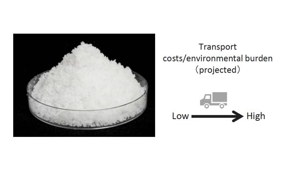 Announcing the world's first easily dispersible wet powder cellulose nanofiber samples