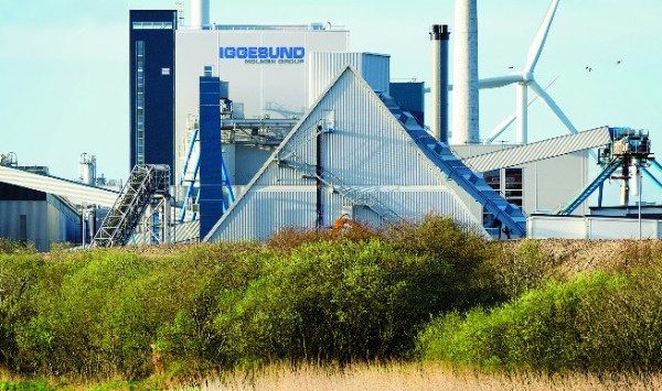 Environment and energy award for workington mill