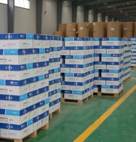 Long-term outlook for pulp imports into China