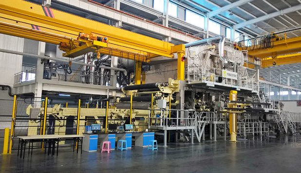 Toscotec fired up two AHEAD-1.5M tissue machines at Vinda Sichuan and Vinda Shandong Paper