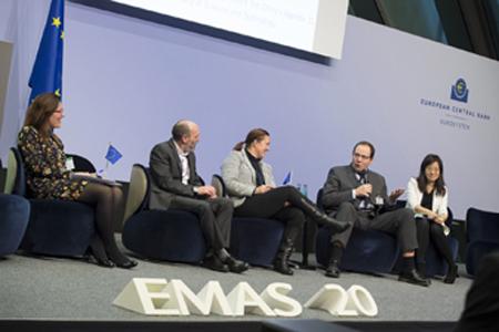 UPM celebrates its 20th anniversary on EU's EMAS registration