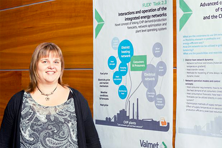 Valmet brings its expertise to a Finnish innovation program aiming at energy system flexibility