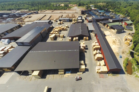 Bergs Timber to double its wood treatment capacity