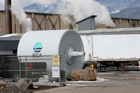 SCA wastewater problem forces plant shutdown