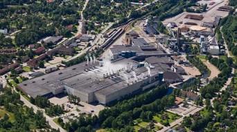 Stora Enso Langerbrugge, PM#3 top former rebuild