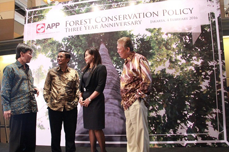 Asia Pulp and paper forest conservation policy report reveals accelerated progress in peatland management