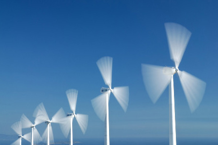Nippon Paper Industries launches wind power generation business in Akita-Shi, Akita