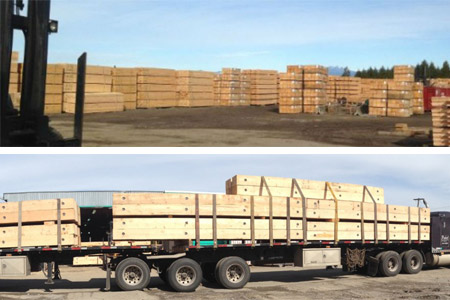 Luxor Industrial increases its interest to 100% in Mill Frame LLC and Mill Frame Inc.