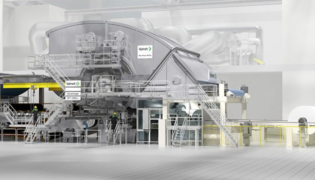 Valmet receives repeat order for two new tissue production lines from Lee & Man Paper Manufacturing in China