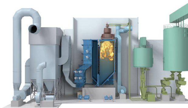 Valmet to supply a wood pellet heating plant to the Helen Salmisaari power plant in Helsinki, Finland