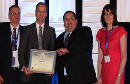 Cascades recognized for its leadership in energy efficiency